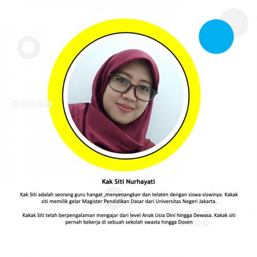 Kak Siti Nurhayati